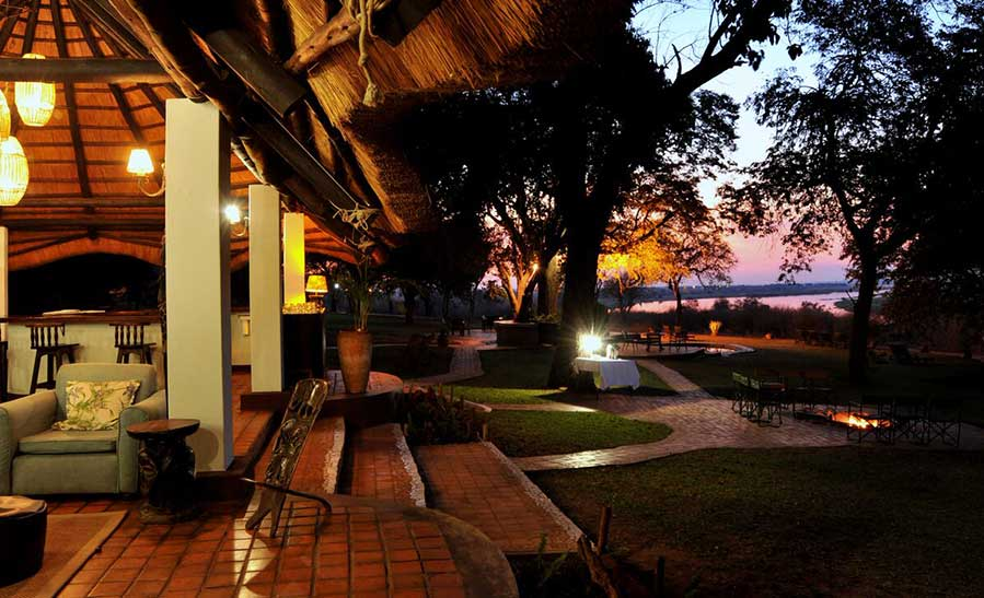 "Imbabala is a small unpretentious safari lodge offering a true ""African Safari Experience"""