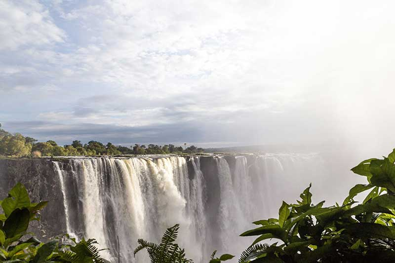 Package includes a Tour of The Victoria Falls